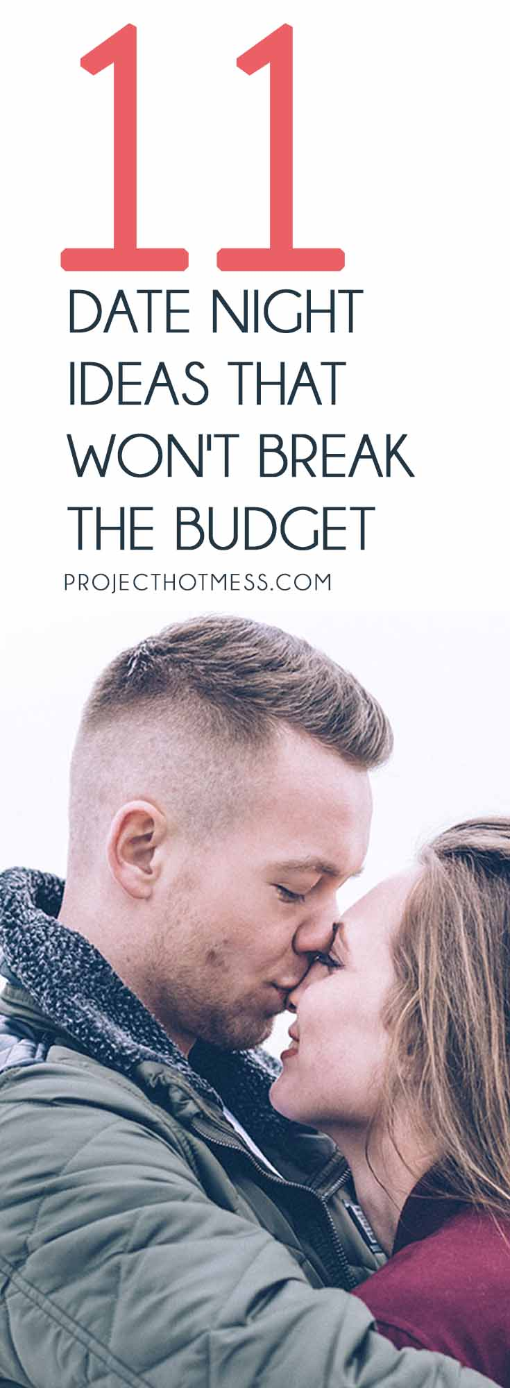 Date nights can be rare and they can cost you hundreds of dollars by the time you add in dinner and a movie! Here's inspiration for date night ideas that won't break the budget but will allow you and your date to have an amazing time!