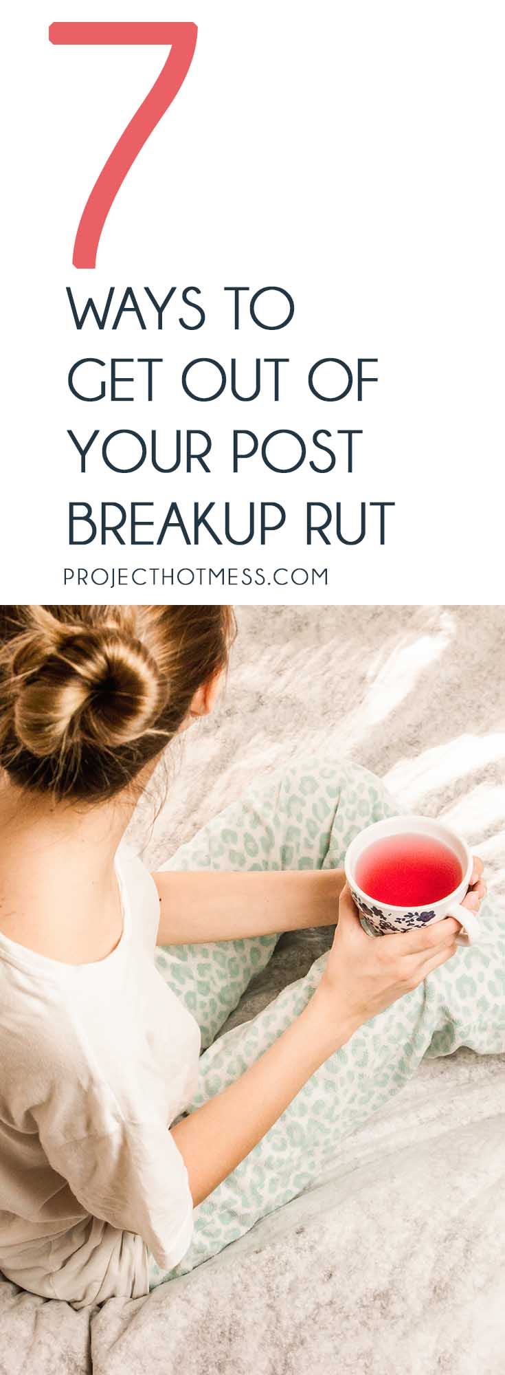 After a breakup, there's a period of adjustment. But for some people this becomes even more. Use these strategies to help get our of your post breakup rut and start focusing on how amazing you are again.