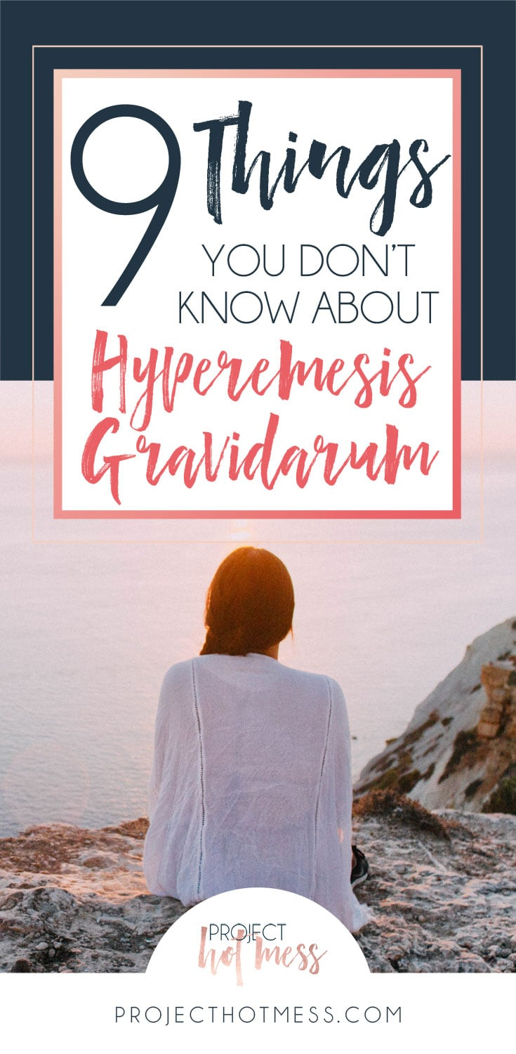 Hyperemesis Gravidarum is a life threatening condition in pregnancy that is so incredibly misunderstood and often misdiagnosed. Here's what you need to know about this horrible condition.
