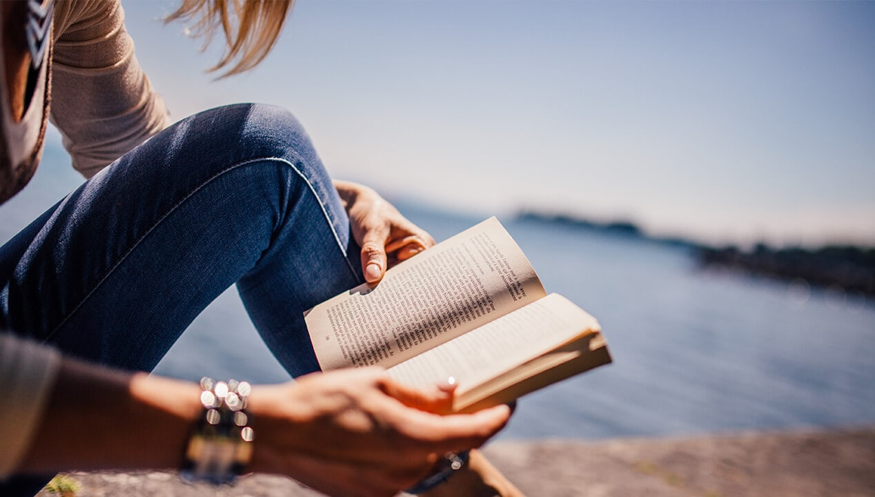 Whether you're into a woo woo spiritual approach or more straight down the line no BS approach, here's 7 books that will make you a better person and help you live your best life.