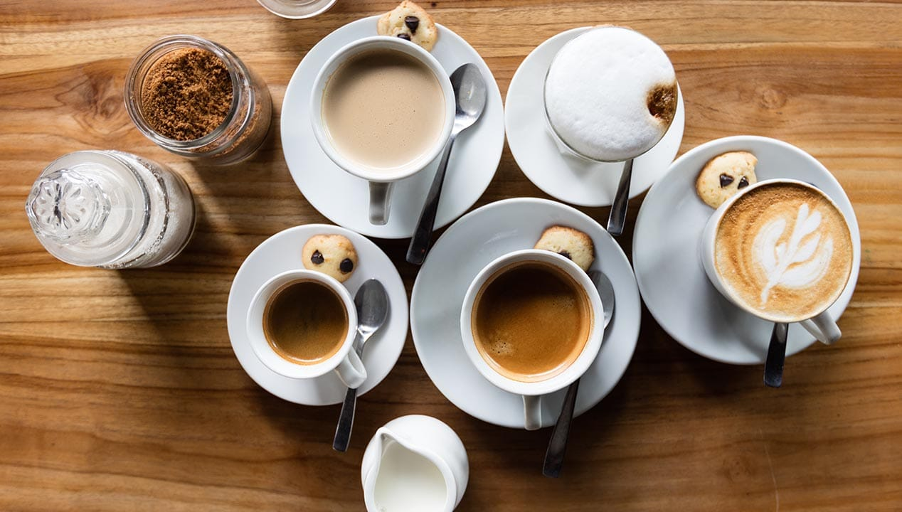 In a world of coffee lovers, surely there's some link between your coffee order and your personality. Here's what your coffee order says about you.