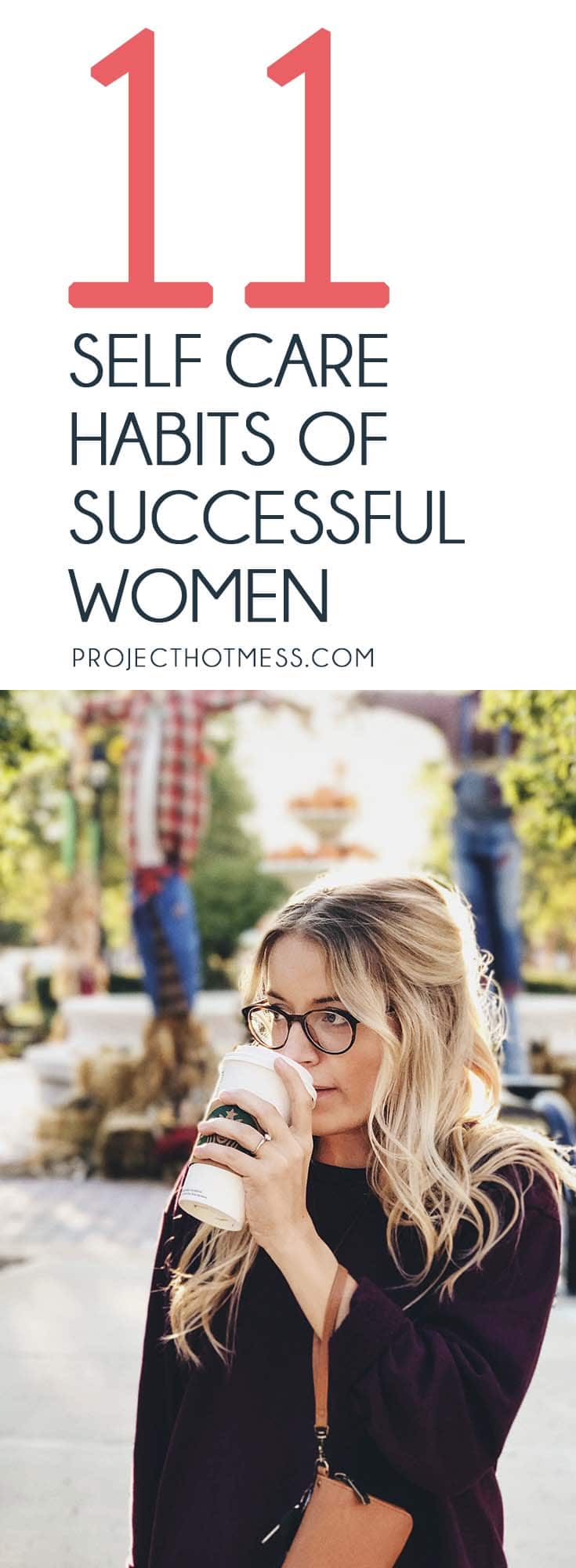 How's that massive to do list going? Adding these self care habits of successful women can actually free up more time for you and reduce your overwhelm. Sounds too good to be true but when we look after ourselves, and when we make self care a habit, the rest comes a lot easier.
