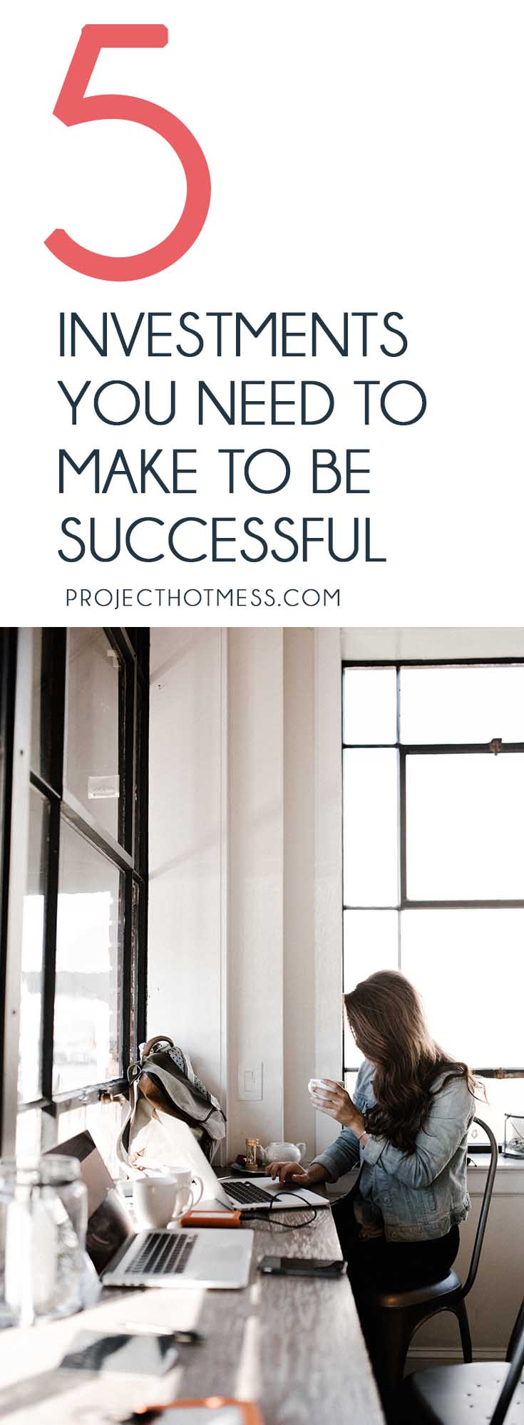 Success doesn't just happen overnight, despite what some 'experts' say. There are investments you need to make to be successful in your career and in life. Career | Successful Women | Success | Career Woman | Life Lessons