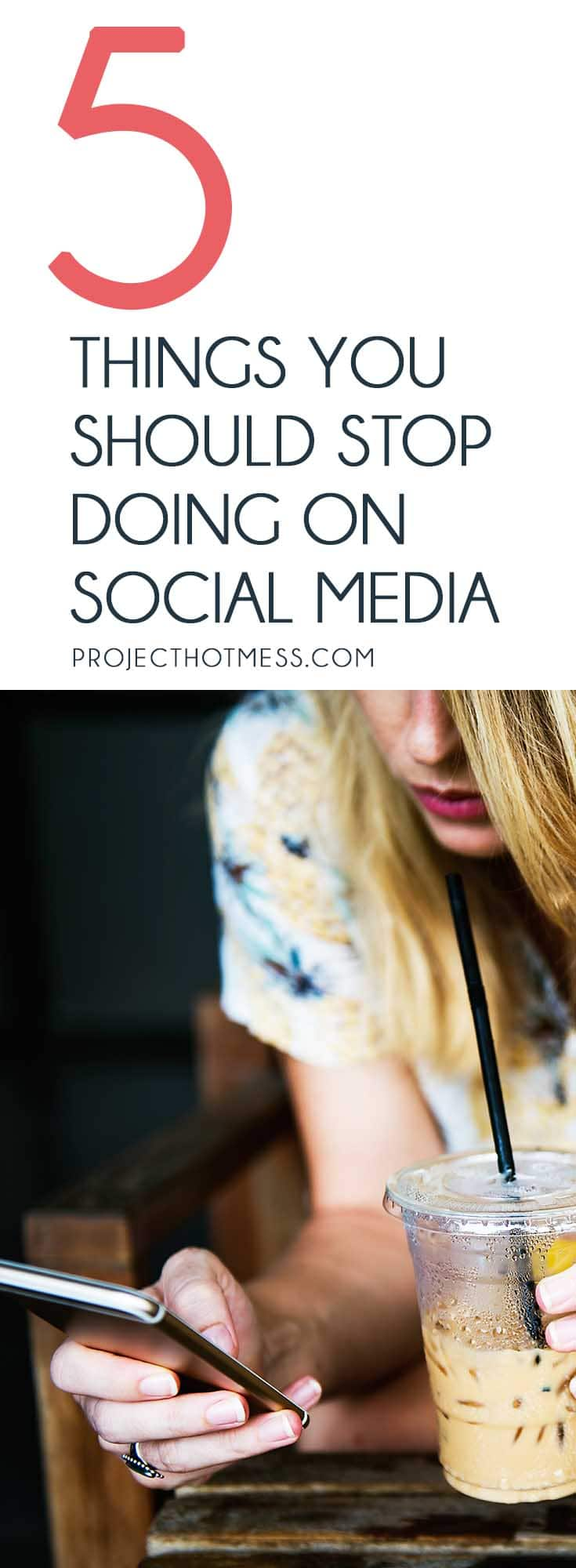 Social media is an amazing place where anything seems possible, but there are still things you should stop doing on social media that could put you at risk when it comes to safety and the people around you. Social Media | Facebook | Instagram | Sharing on Social Media | Social Media Security | Confidence | Life Lessons | Cyber Safety | Cyber Bullying | Cyber Security