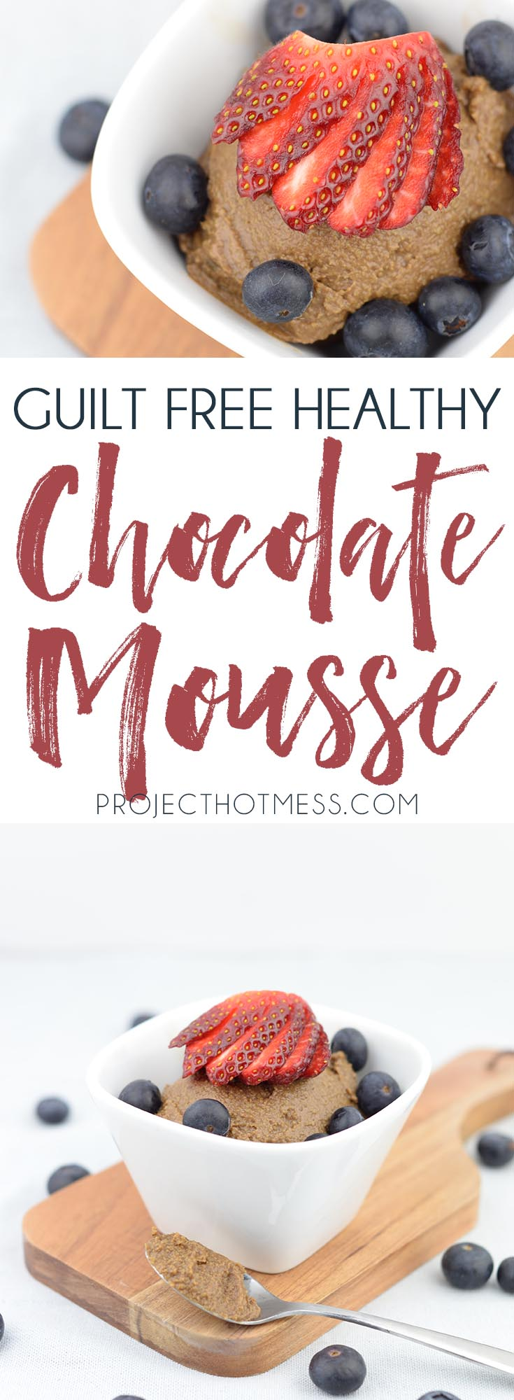 There's no need to avoid indulging in sweet treats when trying to eat healthily. This amazing guilt free, healthy chocolate mousse has you covered. Chocolate | Chocolate Recipe | Chocolate Dessert | Chocolate Treat | Raw Dessert | Paleo Dessert | Healthy Dessert | Vegan Dessert | Vegan Recipe | Raw Recipe | Healthy Recipe | Healthy Chocolate | Avocado Mousse | Paleo Mousse | Vegan Mousse | Keto Recipe | Keto Desserts | LCHF