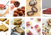 An amazing round up of 11 of the best healthy sweet snack recipes you can have any time, guilt free, full of flavour, and great for those with intolerances.