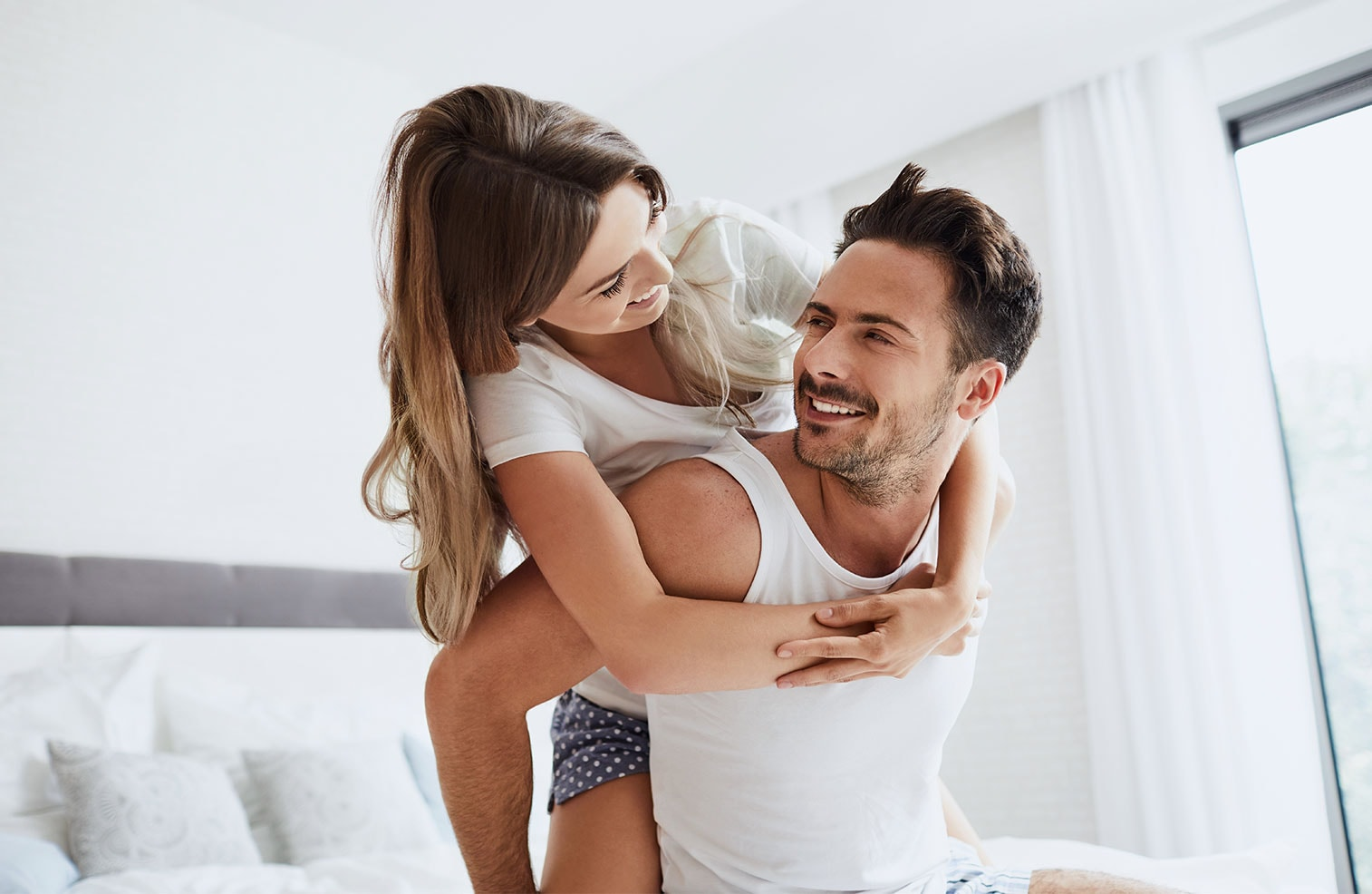 Sick of asking your husband 'How was your day?' and other boring questions? Kick off some awesome conversations with these 55 Questions to Ask Your Husband.