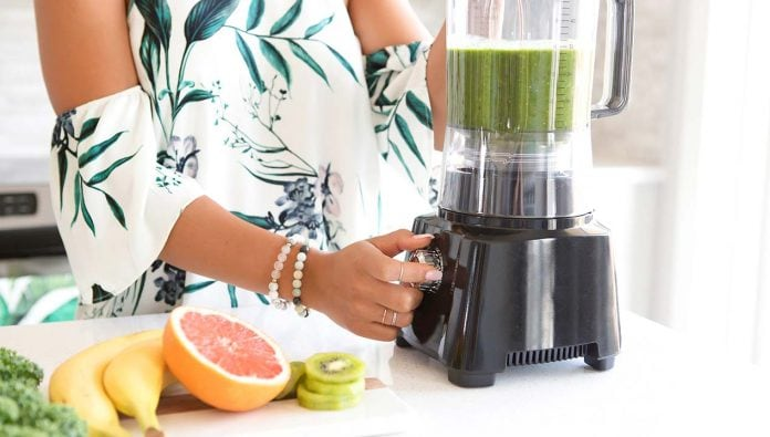 Sometimes you need your morning caffeine kick, other days you need something fresh like one of these green smoothie recipes to kick start your day!