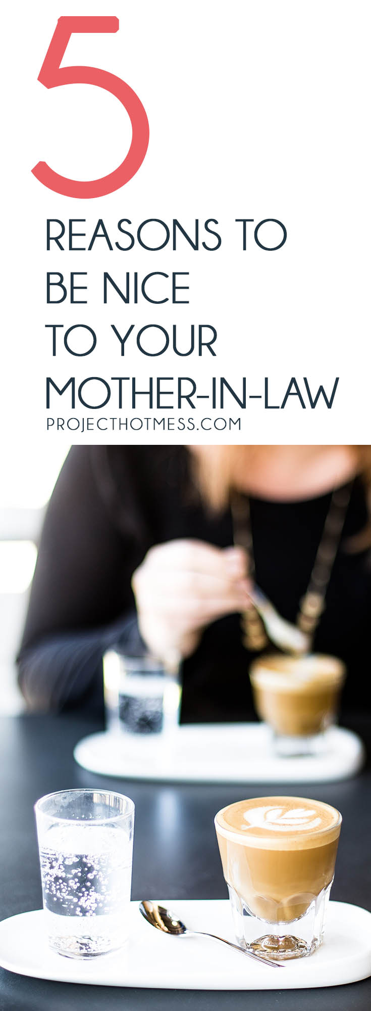 How many times have you heard mother-in-law horror stories? Most MIL's are great, and there's a lot of reasons why you should be nice to your mother-in-law. You could end up having an amazing relationship with her!