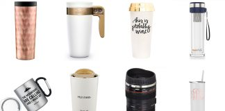 Travel mugs are brilliant gift ideas and just about everyone needs one! These are the best travel mugs we could find and there's a style to suit everyone.