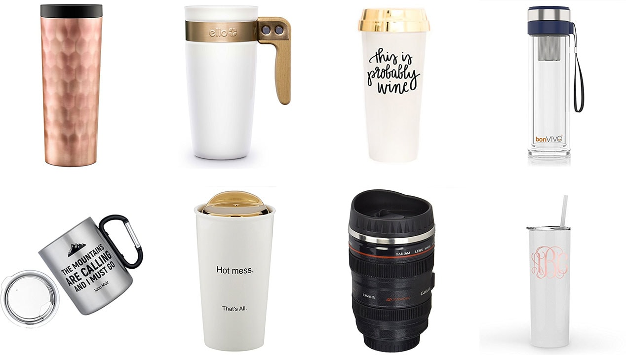 15 Best Travel Mugs You Can Give As Gifts This Christmas Project Hot Mess