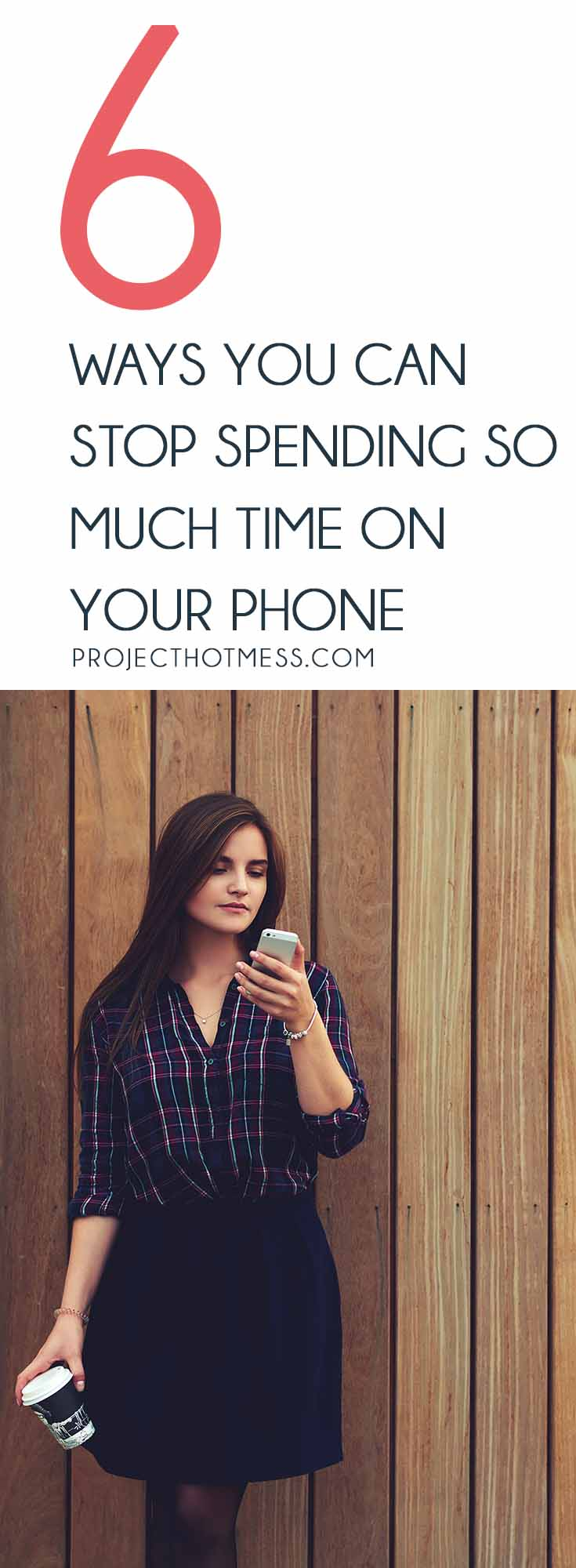 How much time do you spend on your phone each day? Most people I talk to know they are addicted to their phones but they don't know how to 'break up' with them. Check out these simple ways you can stop spending so much time on your phone and see if you break the habit.