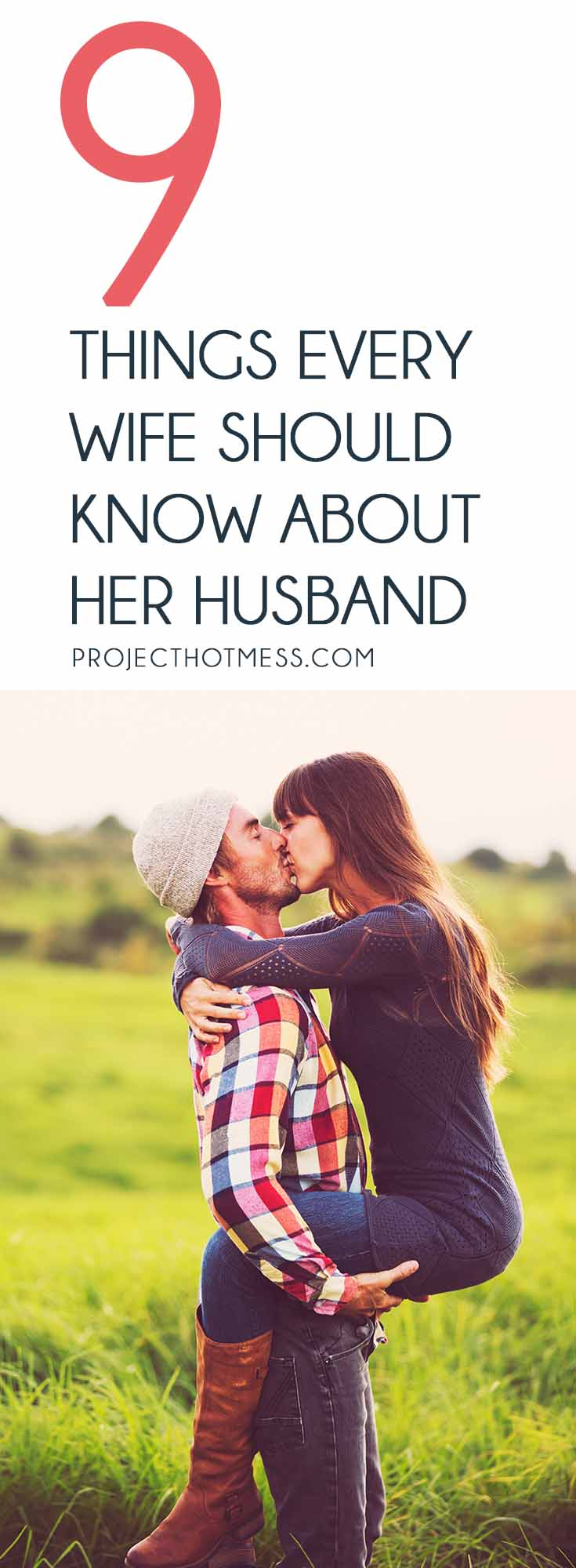 When it comes to relationships the 'getting to know you' phase is so exciting, and it shouldn't end once you get married. But there are a few things every wife should know about her husband (and equally, what every husband should know about his wife). Do you know all these things? And do you know why they're important? #marriedlife #marriage #marriageadvice #relationshipsadvice #marriagetips #relationshiptips