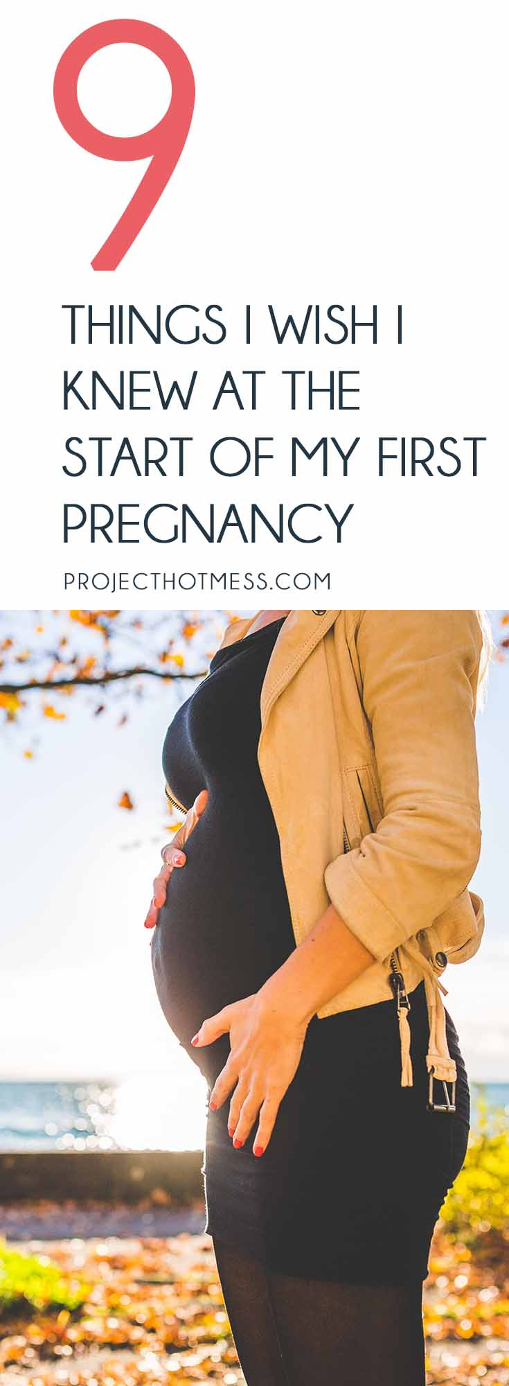 It wasn't until I looked back on my first pregnancy that I realised just how little I knew. I had no idea what I was in for - and I know many women are in the same boat. It can be hard to know where to start! Here are some of the things I wish I knew at the start of my first pregnancy. #pregnancy #pregnantlife #pregnant