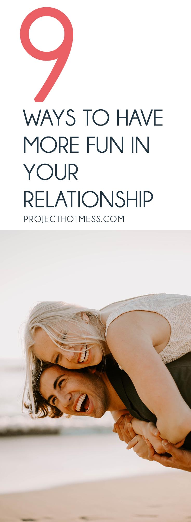 Have you fallen into the rut of takeaway dinners and watching Netflix for your 'date nights'? It doesn't have to be like that! You don't have to be the 'boring couple'. You can have more fun in your relationship, and here are some great ways to get you started!