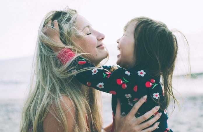 Motherhood can be hard, exhausting, isolating and relentless. But you can create daily habits to help you deal with motherhood and enjoy being a mother too.
