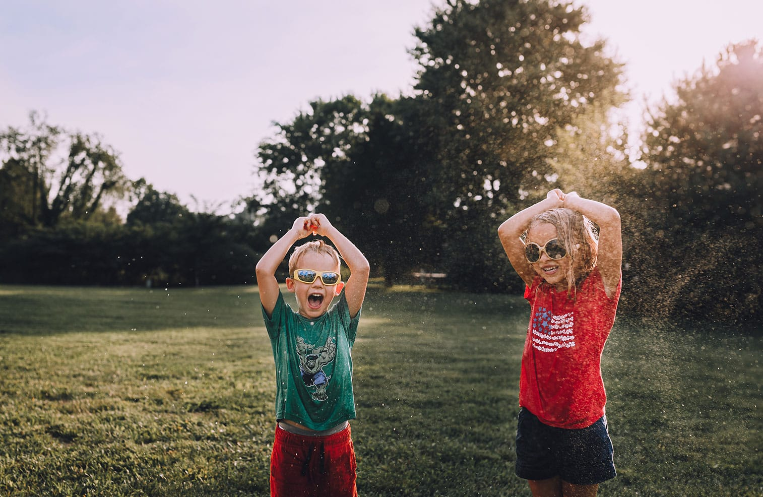 The summer break can bring all kinds of parenting challenges. Here's a few ideas for how you can survive summer with energetic kids, and have a fun time too